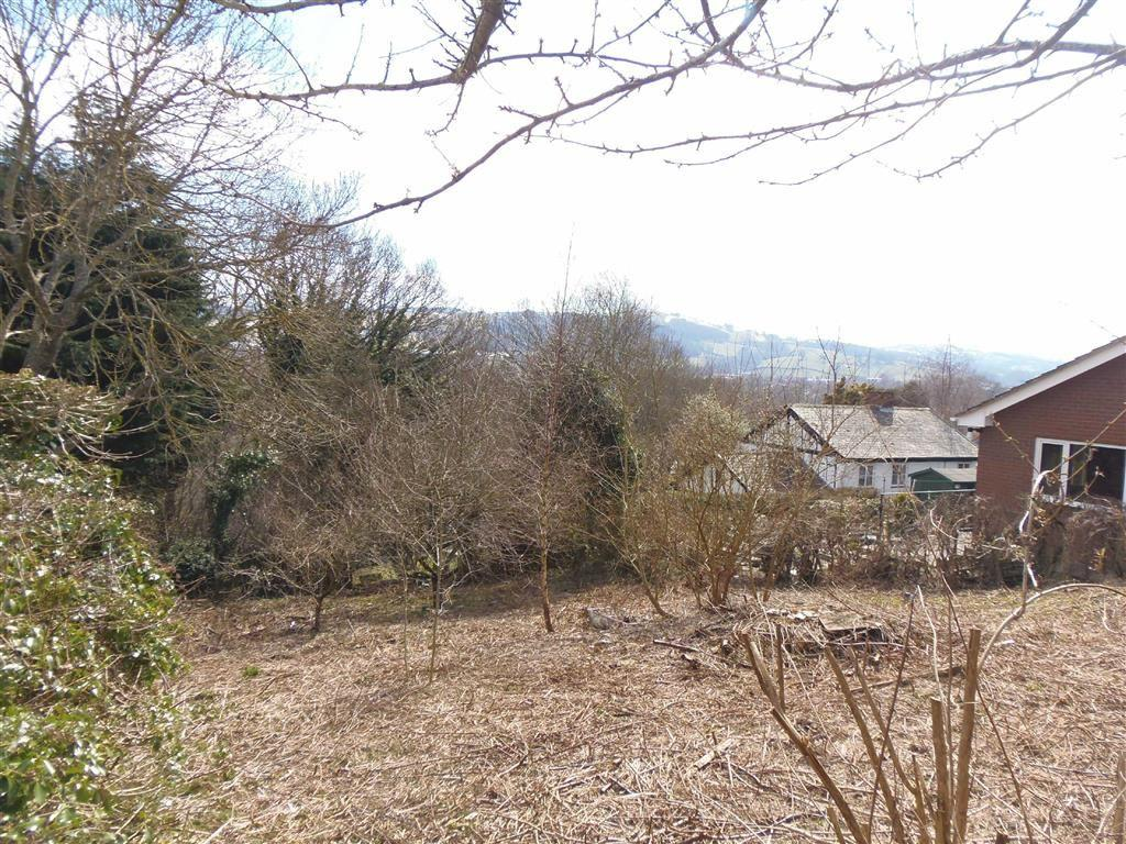 3 Bedrooms Land Commercial for sale in Building Plot Opp 1 Milford Cottages, Milford Road, Newtown, Powys, SY16