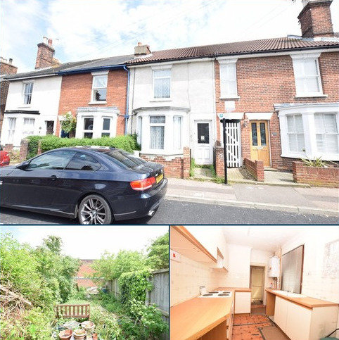 3 bedroom terraced house for sale - Crowhurst Road, Colchester, CO3 3JW