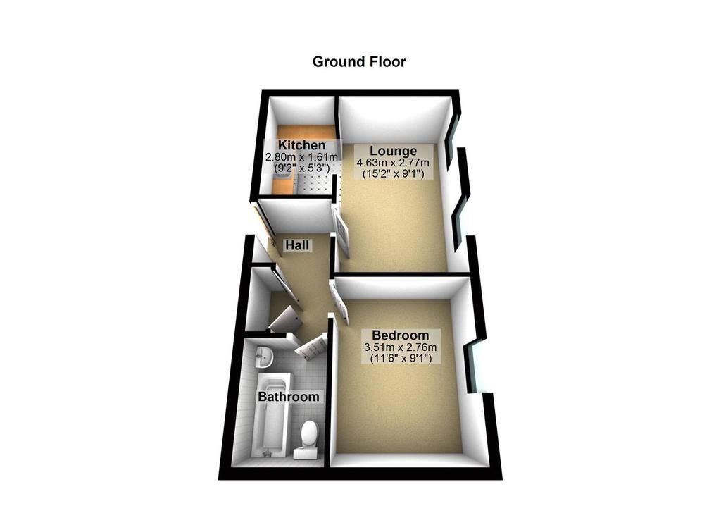 Floorplan: 26 Baptist Fold.JPG