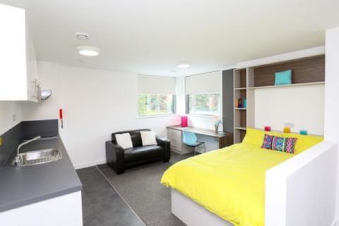 Studio to rent - F2 - 54 George Road, Five Ways, West Midlands, B15