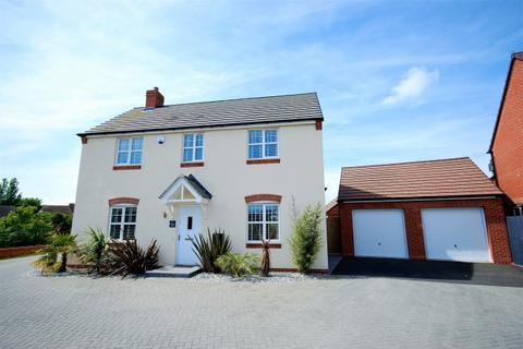 4 bedroom detached house for sale - Macaulay Road, Bishops Itchington, Southam, CV47