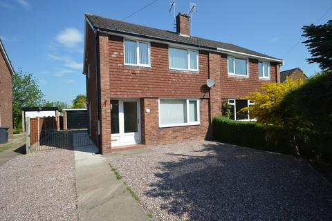 3 bedroom semi-detached house to rent - Armistead Road, Wheelock