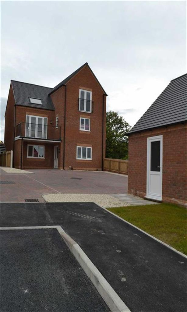 4 Bedrooms Detached House for sale in Plot 1 Brynmor Heights, Bryn Lane, Newtown, Powys, SY16