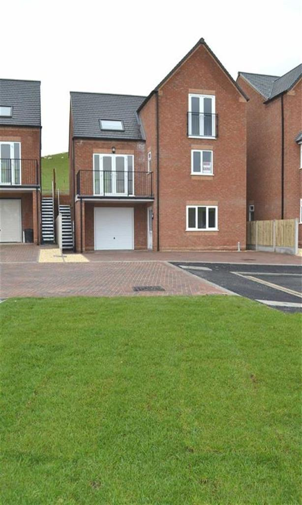 3 Bedrooms Detached House for sale in Plot 7 Brynmor Heights, Bryn Lane, Newtown, Powys, SY16