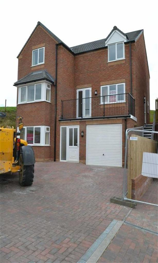 4 Bedrooms Detached House for sale in Plot 4 Brynmor Heights, Bryn Lane, Newtown, Powys, SY16