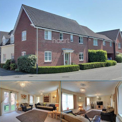 4 bedroom detached house for sale - Audax Road, NR6