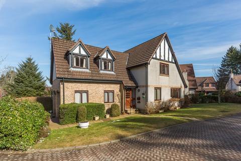 5 bedroom detached villa for sale - 6 Clayhills Grove, Balerno, EH14 7NE