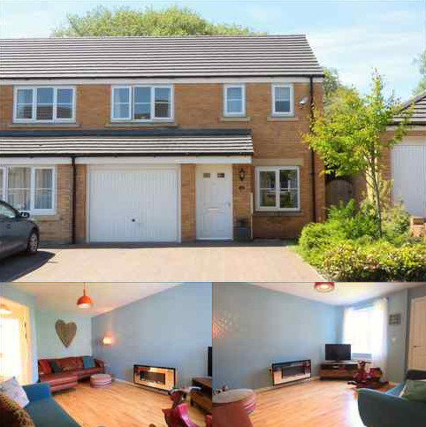 3 bedroom semi-detached house for sale - 9 Harley Head Avenue, Lightcliffe HX3 8FA