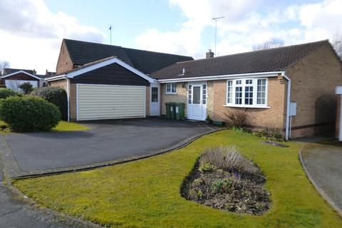 2 bedroom bungalow for sale - St Peters Close, Glenfield, Leicester. LE3