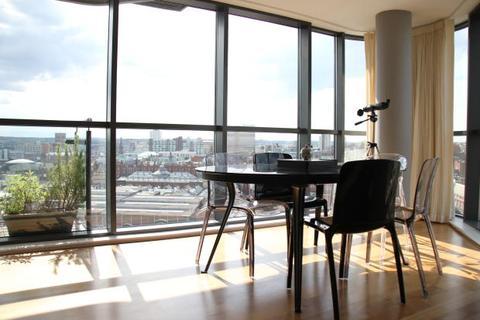 2 bedroom penthouse to rent - Skyline, St.Peters Street, Leeds LS9
