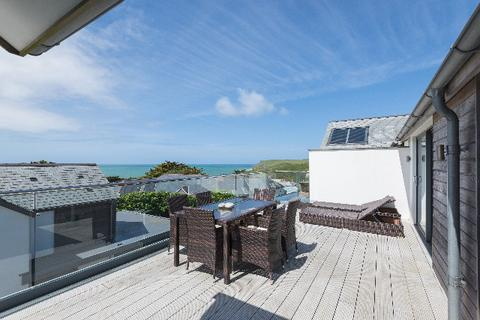 3 bedroom house for sale - The Penthouse, 7 Tregales, New Polzeath