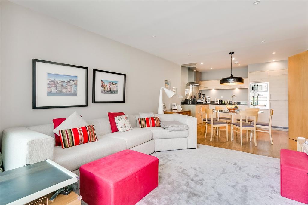 Ellesmere Court Fulham Road London 40 Bed Flat £4040 Pcm £6400 Inspiration Two Bedroom Flat In London Model Plans