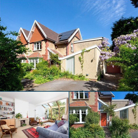 4 bedroom semi-detached house for sale - The Dingle, Coombe Dingle, Bristol, BS9