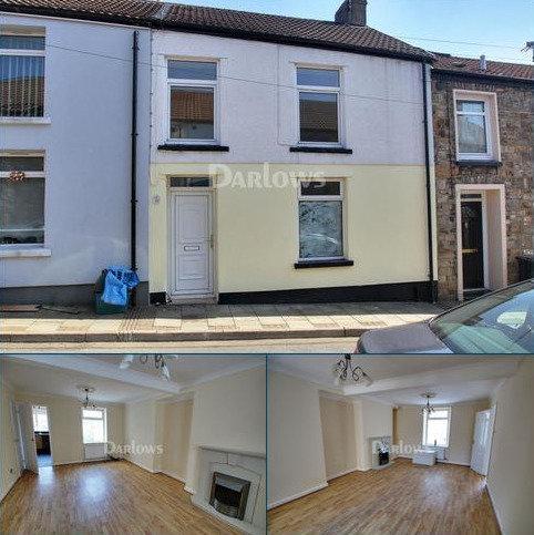 3 bedroom terraced house for sale - Odessa Street, Dowlais, Merthyr Tydfil