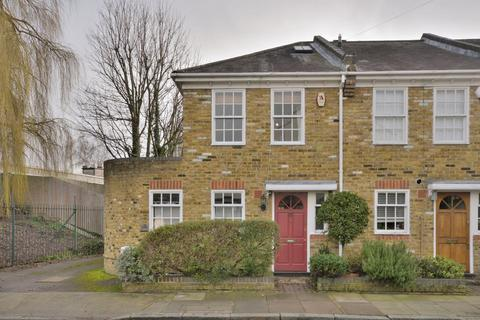 2 bedroom cottage to rent - St Hildas Road, Barnes, SW13