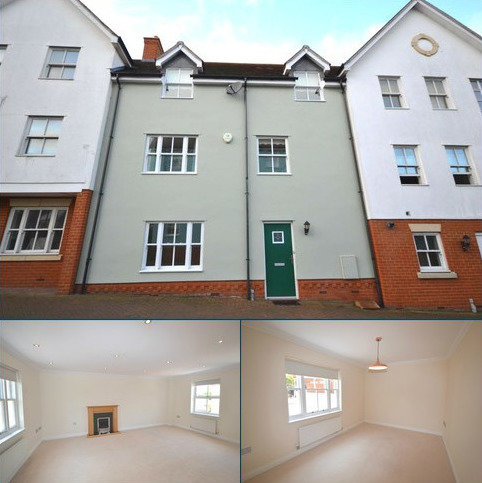 4 bedroom terraced house to rent - St. Marys Fields, Colchester, Essex, CO3