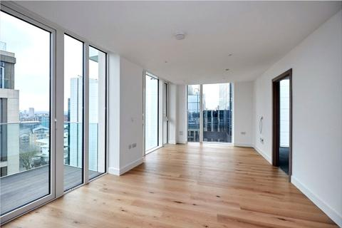 1 bedroom flat to rent - Admiralty House, 150 Vaughan Way, London, E1W