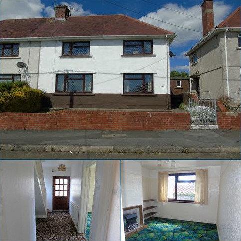 3 bedroom semi-detached house for sale - Lewis Crescent, Llwynhendy, Llanelli