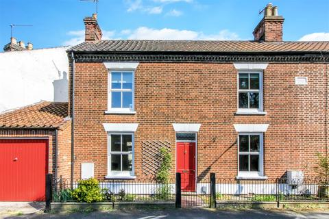 3 bedroom end of terrace house for sale - Newmarket Street, Norwich