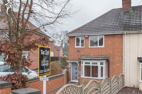 3 bedroom house to rent - 116 Gracemere Crescent, Hall Green B28 0UD
