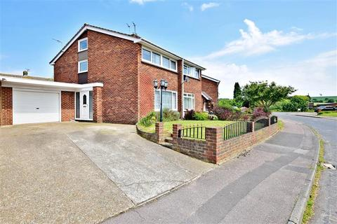 3 bedroom semi-detached house for sale - Crouch Hill Court, Lower Halstow, Sittingbourne, Kent