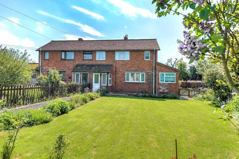 3 bedroom semi-detached house for sale - Brown Clee Road, Ditton Priors, Bridgnorth, Shropshire