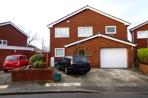 4 bedroom detached house for sale - Halltine Close, Blundellsands, Liverpool, L23