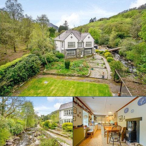 5 bedroom detached house for sale - Crafnant Road, Trefriw, Gwynedd