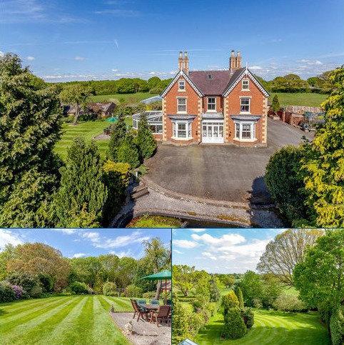 5 bedroom detached house for sale - Caegoody Lane, Elson, Ellesmere, Shropshire