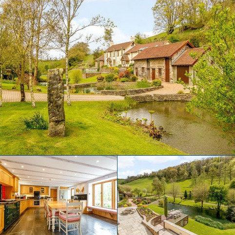 5 bedroom detached house for sale - Swimbridge, Barnstaple, Devon