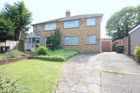 3 bedroom semi-detached house for sale - Bankside Close, Joydens Wood, Bexley