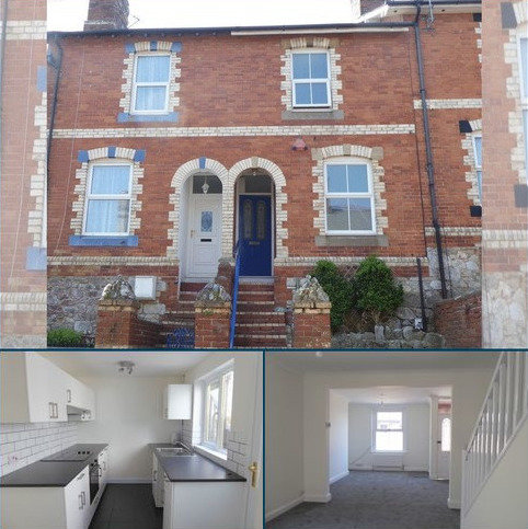 2 bedroom terraced house to rent - Spencer Road, Newton Abbot