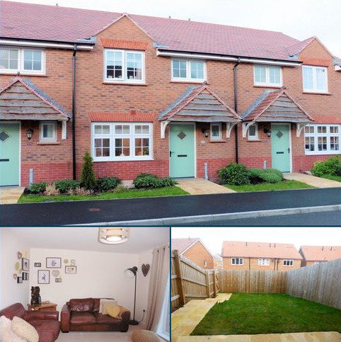 3 bedroom terraced house to rent - Meadow Rise, Newton Abbot