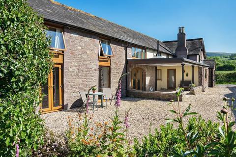 4 bedroom barn conversion for sale - Castle Farm, Castle Road, Llangynidr