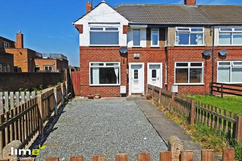 2 bedroom end of terrace house to rent - Hotham Road South, Hull, HU5 5RN
