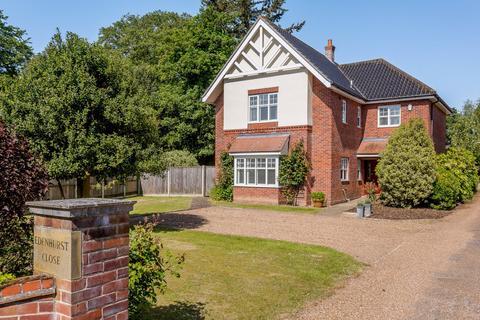 Detached house for sale - Edenhurst Close, Norwich, Norfolk, NR4