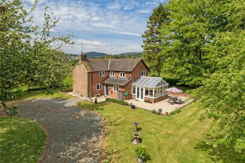 3 bedroom detached house for sale - The Meadows, 2 Clunton Coppice, Clunbury, Shropshire, SY7