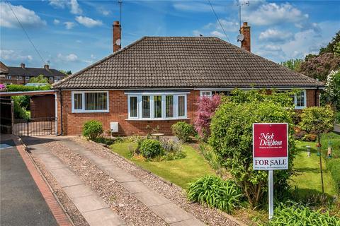2 bedroom semi-detached bungalow for sale - 26 Summerhouse Grove, Newport, Shropshire, TF10
