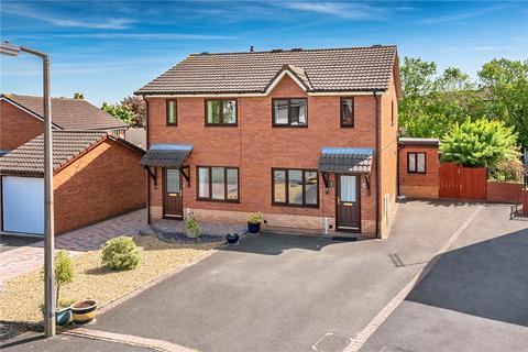 2 bedroom semi-detached house for sale - 3 Fairfield, Bridgnorth, Shropshire, WV16