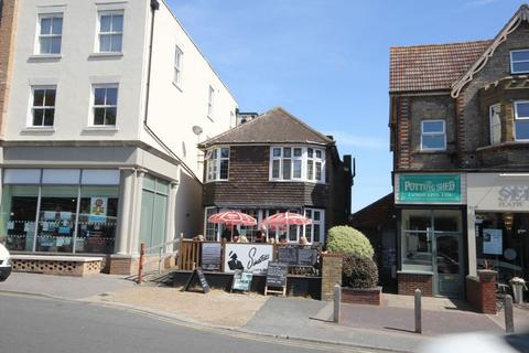 Retail property (high street) for sale - UNIQUE OPPORTUNITY FOR A VARIETY OF LEISURE/RETAIL/RESTAURANT USES STPP