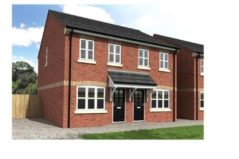 2 bedroom semi-detached house for sale - Well Hill Drive, Harworth, Doncaster DN11