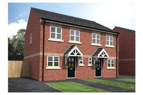 3 bedroom semi-detached house for sale - Plot 7, Well Hill Drive, Harworth, Doncaster DN11
