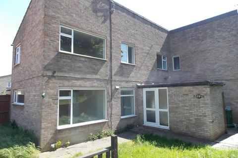 4 bedroom semi-detached house to rent - Saxby Gardens, Welland, Peterborough