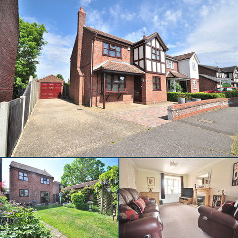 3 bedroom detached house for sale - Mountbatten Drive, Colchester, CO2 8BH