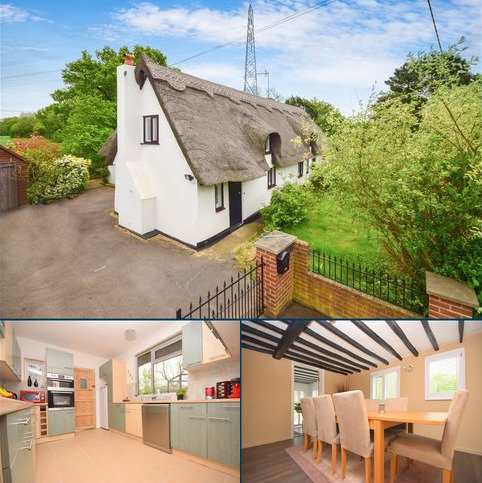 3 bedroom cottage for sale - Waltham Road, Boreham, CM3 3AY