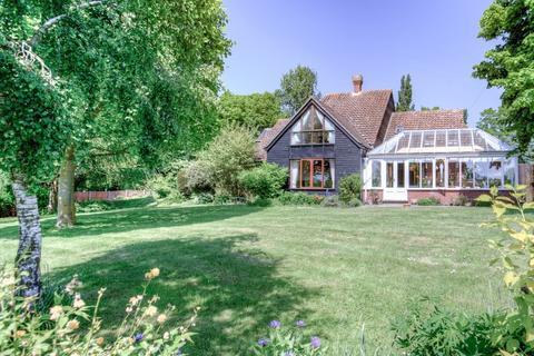 5 bedroom detached house for sale - Kedington Hill, Little Cornard, CO10 0PD