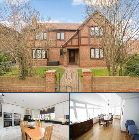 4 bedroom detached house to rent - Ferry Close, Hook
