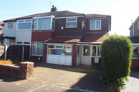 3 bedroom semi-detached house for sale - Windsor Crescent, Manchester