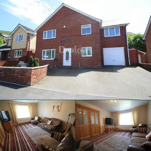 4 bedroom detached house for sale - Beech Tree Crescent, Blaina, Abertillery, Gwent