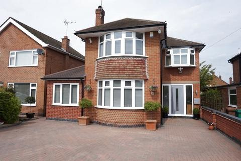 4 bedroom detached house for sale - Oakfield Road, Wollaton, Nottingham, NG8